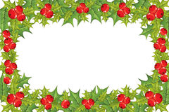 X-mas frame Royalty Free Stock Photography