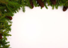 X-mas frame Royalty Free Stock Photo