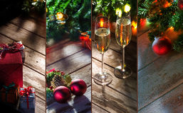 X-mas mix Stock Image