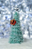 X`mas object. Snowman Stock Images