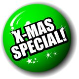 X-Mas Special 3-D Sphere Vector Royalty Free Stock Images