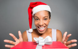 X-mas surprise Stock Photography