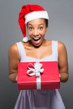 X-mas surprise Royalty Free Stock Image
