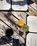 & x22; Mimosas e daylight& x22; fotos de stock royalty free