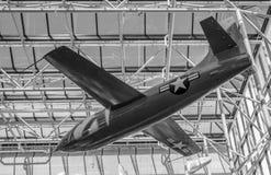 X-1 Naddźwiękowy samolot, Światowy ` s Pierwszy samolot Który Przewyższał prędkość dźwięk Obrazy Royalty Free