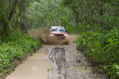 4x4 off road Royalty Free Stock Photo