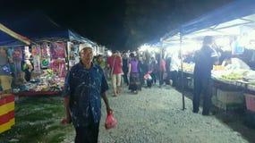 & x22; Pasar malam& x22; zdjęcia stock