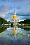 & x22; Phra Ten Na Dun& x22; jest punkt zwrotny MahaSarakham, Tajlandia Fotografia Stock