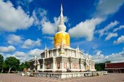& x22; Phra Ten Na Dun& x22; Punkt zwrotny MahaSarakham Zdjęcia Royalty Free