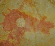 & x22; Prehistoric& x22; pittura naturale immagini stock