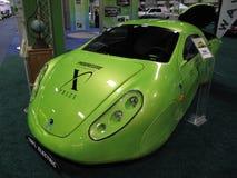 X Prize elektrisches Fahrzeug Stockfoto