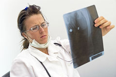 X ray Stock Photography