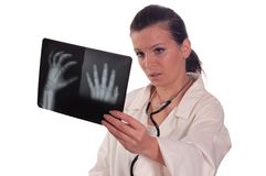 X ray Royalty Free Stock Photography