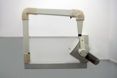 X-ray apparatus. The image of X-ray apparatus Stock Image