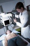 X-ray exam-ray exam Royalty Free Stock Photography