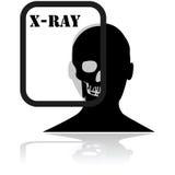 X-Ray icon Stock Photos