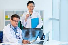 X-ray image Stock Photo