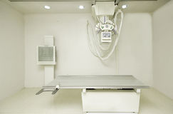 X-Ray  machine system in hospital Stock Image