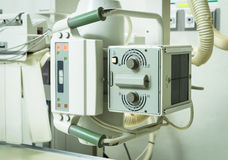 X-Ray system machine. In contemporary medical center Stock Photography