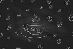 It& x27; s咖啡时间 免版税库存图片