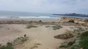 It& x27 ; s une plage d'un jour photo stock