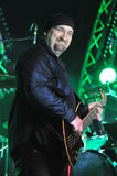 X-Sinner Live At Elements Of Rock 2013 Fotografia Stock