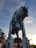 & x27; Star Wars: Den sista Jedi&en x27; Världspremiär arkivbilder