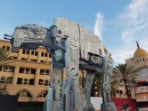 & x27; Star Wars: Den sista Jedi&en x27; Världspremiär royaltyfri fotografi