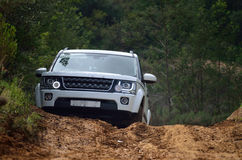4x4 trail Drive. A 4x4 trail drive in south africa Stock Photo