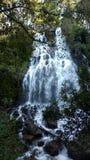 & x27;velo de novia& x27; waterfall. Avandaro, in mexico Royalty Free Stock Photo