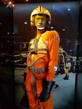 X-Wing pilot from Star Wars Stock Photos