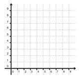 X and y axis vector Stock Photos
