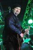 X-zondaar Live At Elements Of Rock 2013 Stock Fotografie