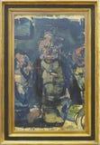 """""""Conférencier"""", Georges Rouault, vers 1908-1910. Centre Pompidou, Paris. Royalty Free Stock Photo"""