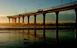 """New Brighton Pier"" Royalty Free Stock Photos"