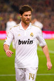 Xabi Alonso Royalty Free Stock Image