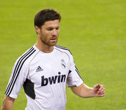 Xabi Alonso Royaltyfria Bilder