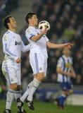 Xabi Alonso de Real Madrid Photographie stock