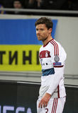 Xabi Alonso di Bayern Munich Immagine Stock