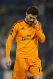 Xabi Alonso of Real Madrid Stock Photography