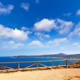 Xabia Javea Mediterranean village in Alicante Stock Image