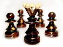 Xadrez Fotografia de Stock Royalty Free