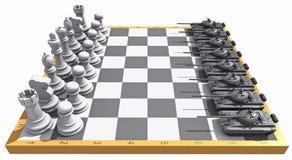 Xadrez. Fotografia de Stock Royalty Free