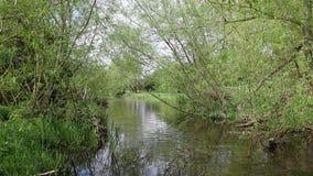 A xadrez bonita do rio em Chorleywood filme