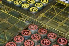 Xadrez chinesa Imagem de Stock