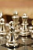 Xadrez (penhor) imagem de stock royalty free
