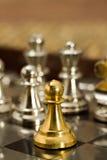 Xadrez (penhor) imagem de stock
