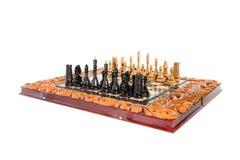 Xadrez Placa de xadrez Foto de Stock Royalty Free