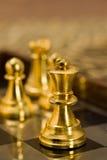 Xadrez (rainha) Foto de Stock Royalty Free