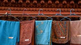 Xaile de Pashmila imagens de stock royalty free